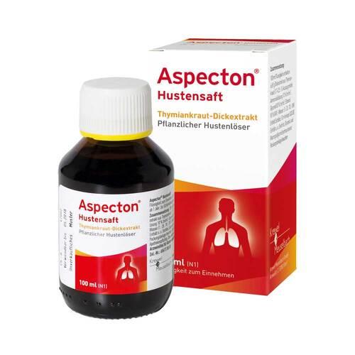 Aspecton Hustensaft - 1