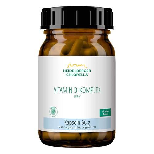 Vitamin B Komplex aktiv Kapseln - 1