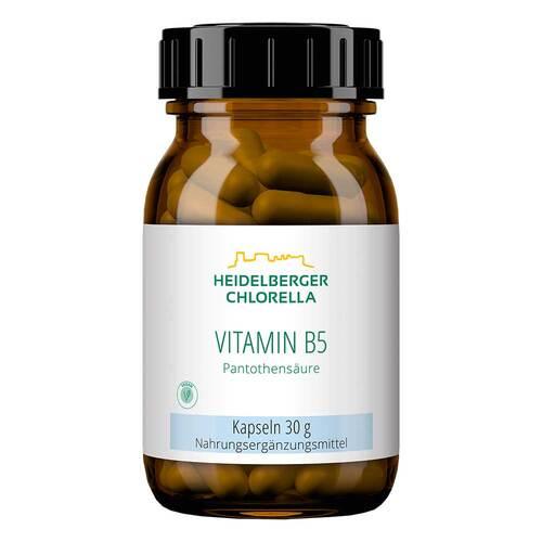 Vitamin B5 Kapseln - 1