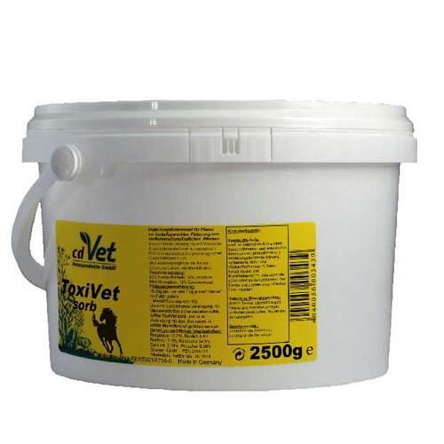 Toxivet sorb Pulver für Pferde - 1