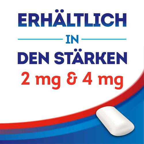 Nicotinell Kaugummi Tropenfrucht 4 mg  - 3