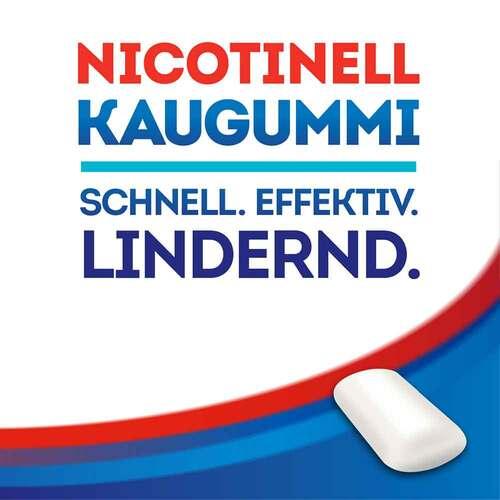 Nicotinell Kaugummi Tropenfrucht 4 mg  - 4