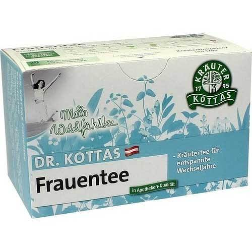 Dr. Kottas Frauentee Filterbeutel - 1