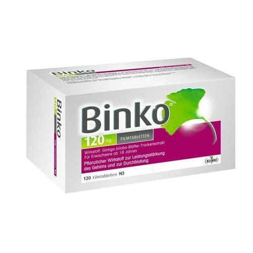 Binko 120 mg Filmtabletten - 1