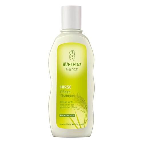 Weleda Hirse Pflege-Shampoo - 1