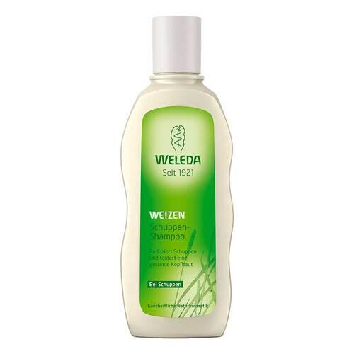 Weleda Weizen Schuppen-Shampoo - 1