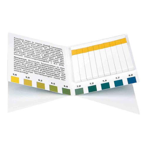 Blemastrip pH 5,6 - 8,0 Teststreifen - 1