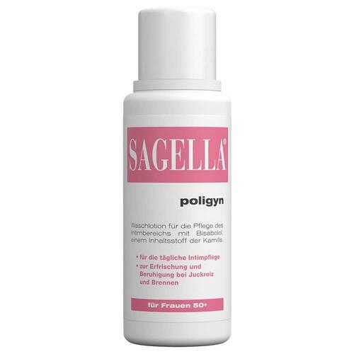 Sagella poligyn Intimwaschlotion für Frauen 50 +  - 2