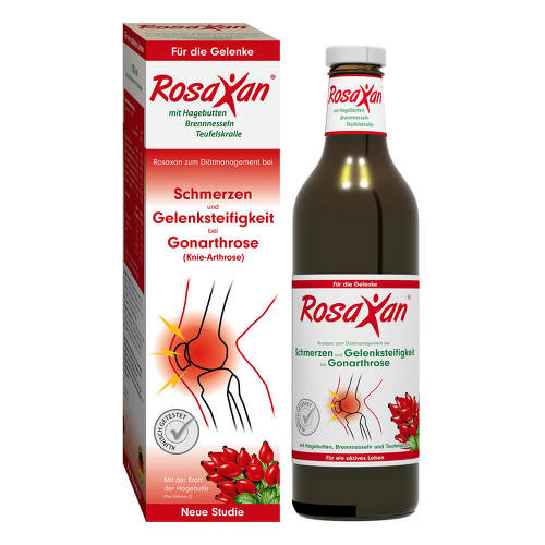 Rosaxan plus Vitamin D - 1