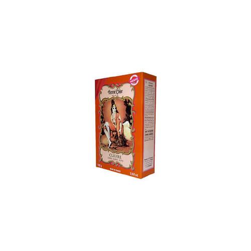 Henna Color Pulver kupferrot Cuivre - 1