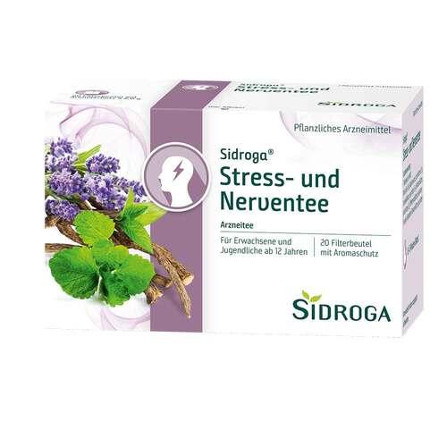 Sidroga Stress- und Nerventee Filterbeutel - 1