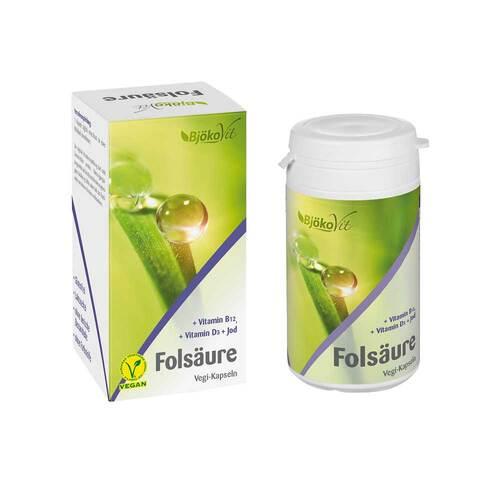 Folsäure Vegi-Kapseln - 1