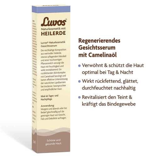 Luvos Naturkosmetik Gesichtsserum Intensivpflege - 3