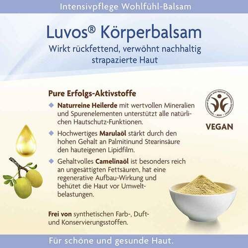 Luvos Naturkosmetik Körperbalsam Intensivpflege - 4