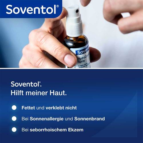 Soventol Hydrocort 0,5% Spray - 2