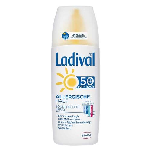 Ladival allergische Haut Spray LSF 50+  - 1
