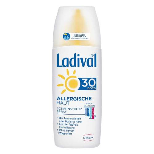 Ladival allergische Haut Spray LSF 30 - 1