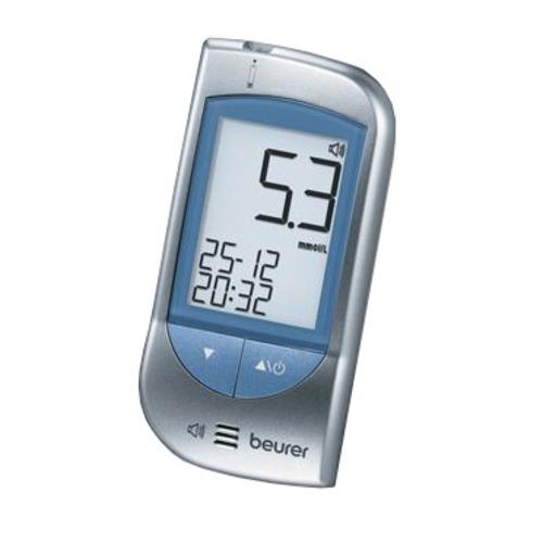 Beurer Blutzuckermessgerät GL 34 mmol / l - 1
