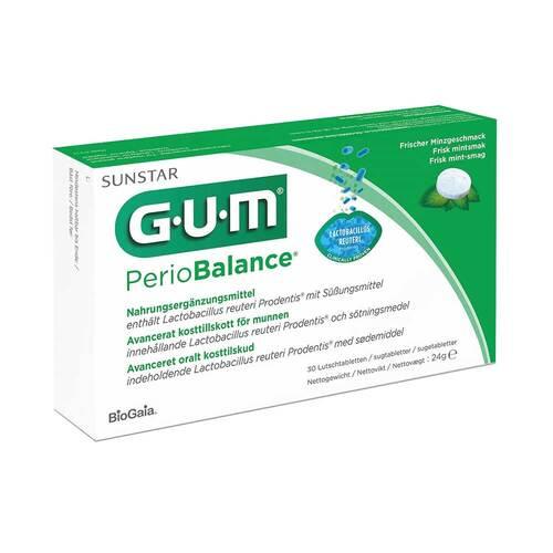 GUM Periobalance Lutschtabletten - 1