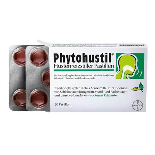 Phytohustil Hustenreizstiller Pastillen - 1