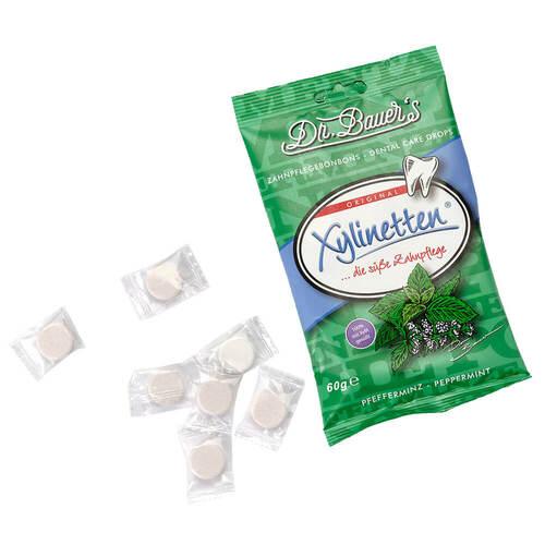 Xylinetten Pfefferminze Bonbons - 2