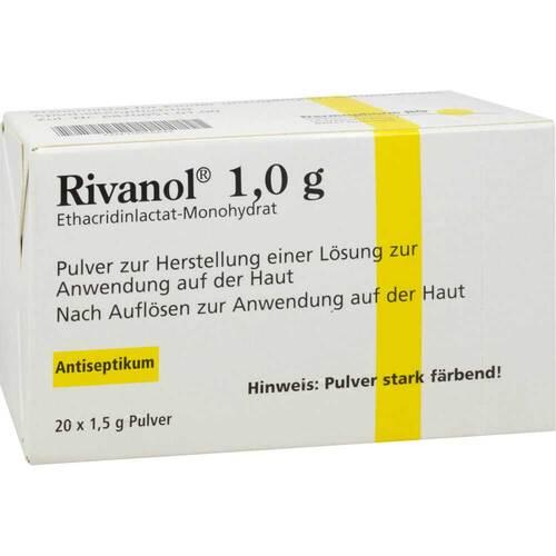 Rivanol 1,0 g Pulver - 1