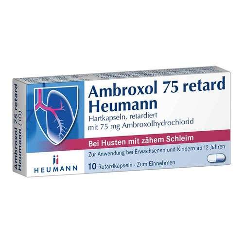Ambroxol 75 retard Heumann Kapseln - 1