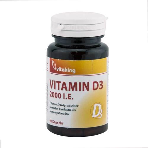 Vitamin D 2000 I.E. Kapseln - 1