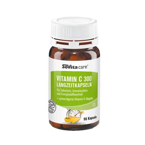 Sovita care Vitamin C 300 Langzeitkapseln - 1