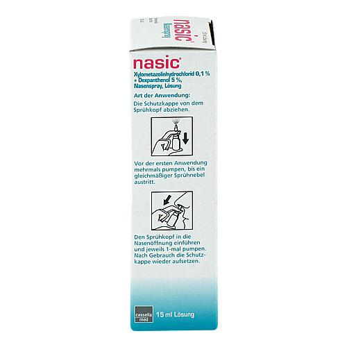 Nasic Nasenspray - 2