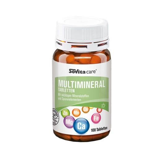 Sovita care Multimineral Tabletten - 1