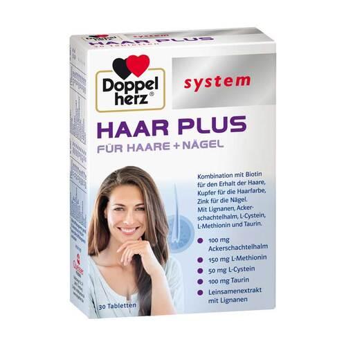 Doppelherz system Haar Plus Tabletten - 1