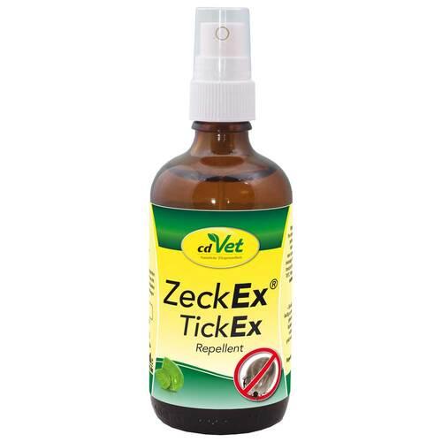 Zeckex vet. (für Tiere) - 1
