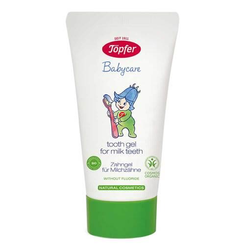 Töpfer Babycare Zahngel - 1