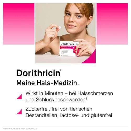Dorithricin Halstabletten Waldbeere bei Halsschmerzen - 3