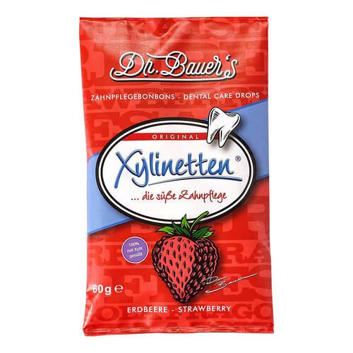 Xylinetten Erdbeere Bonbons - 1