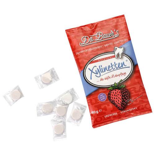 Xylinetten Erdbeere Bonbons - 2