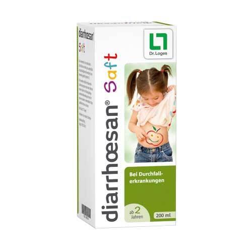 Diarrhoesan Saft - 1