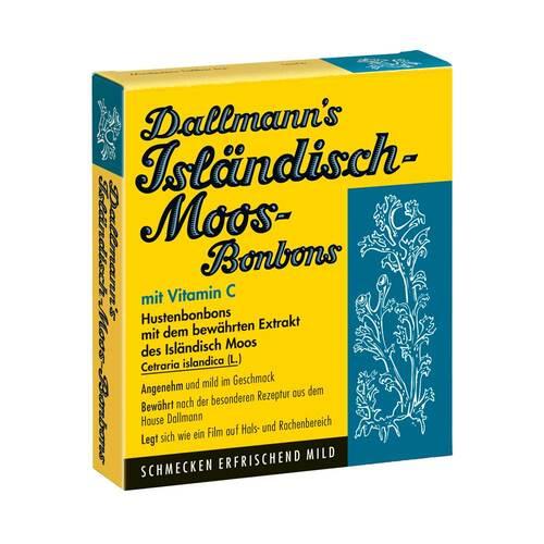 Dallmann`s Isländisch Moos-Bonbons - 1