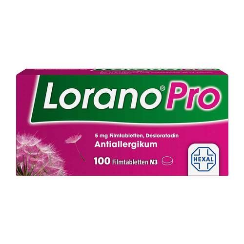 Loranopro 5 mg Filmtabletten - 1