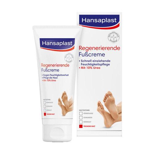 Hansaplast regenerierende Fußcreme 10% Urea - 1