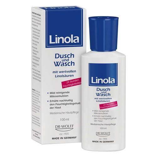 Linola Dusch und Wasch - 1
