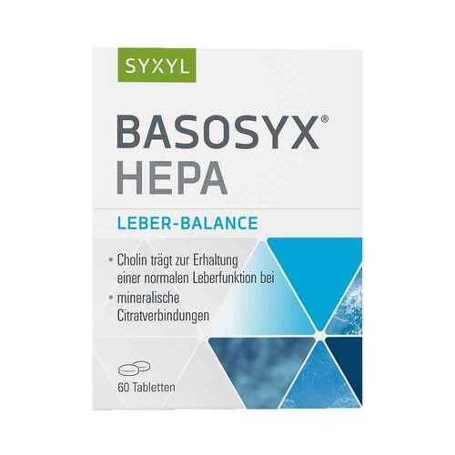Basosyx Hepa Syxyl Tabletten - 1