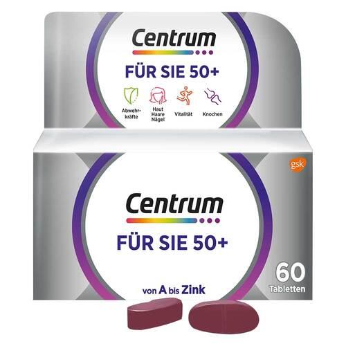 Centrum für Sie 50 + Capletten - 1
