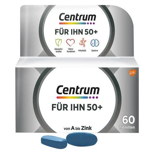 Centrum für Ihn 50 + Capletten - 1