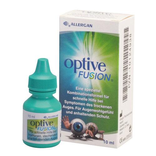 Optive Fusion Augentropfen - 1