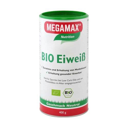 Bio Eiweiss Neutral Megamax Pulver - 1