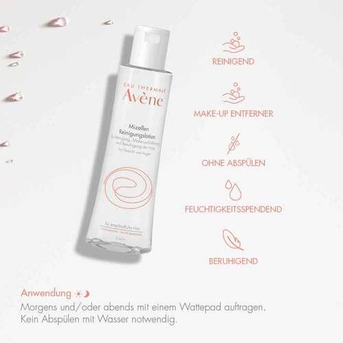 Avene Mizellen Reinigungslotion - 4