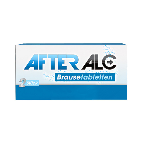 Afteralc Brausetabletten - 1