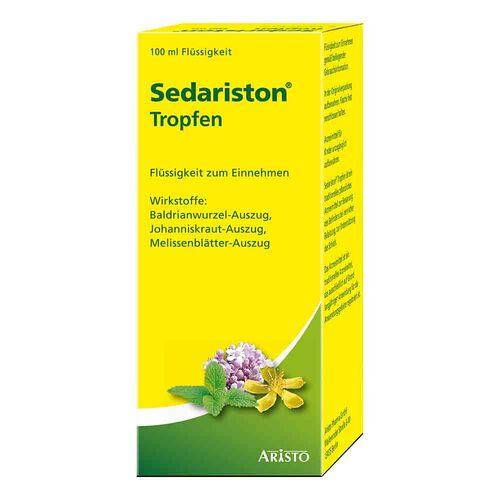Sedariston Tropfen - 1